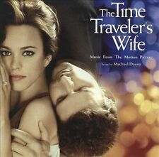 MYCHAEL DANNA - THE TIME TRAVELER'S WIFE * USED - VERY GOOD CD