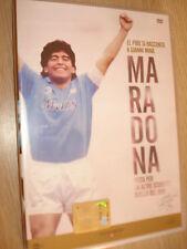 DVD N° 5  MARADONA NON SARO´ MAI UN UOMO COMUNE FESTA PER UN ALTRO SCUDETTO 1990