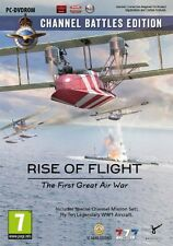 Rise of Flight - Channel Battles Edition (PC DVD) BRAND NEW SEALED