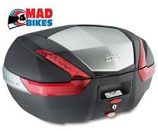 Givi V47N  Monokey Motorcycle Top Box Luggage Case  47Ltr UK Based Seller