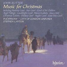 NEW Rutter: Music for Christmas (Audio CD)