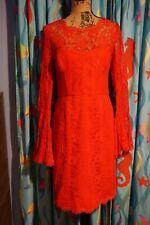 BCBGMAXAZRIA Salina Bustier Lace Dress Size 12 RARE!