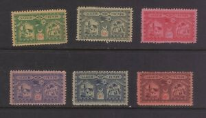 stamps  Algeria  unlisted airpost  set   ????