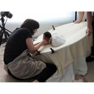 Honey Dew Props Newborn Posing Frame & Beanbag SET