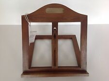 POTTERY BARN VINTAGE BLACKSMITH RECIPE HOLDER NEW SOLD OUT AT PB