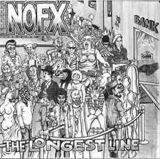 NOFX-The Longest Line (PE) CD NEUF