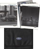 2016 Ford Edge Owners Manual with Case Operator User Instruction Guide Book