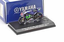 Jorge Lorenzo Yamaha YZR-M1 #99 Campeón Del Mundo Motogp 2015 1:43 spark