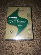 STEDMAN'S PLUS Medical/Pharmaceutical Spellchecker Premium Edition 2006 Software