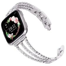Rhinestone Bling Watch Band Replacement Strap Wristband for Fitbit Versa/2/Lite