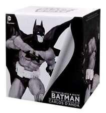 Batman Black & White statue Carlos d'anda UK Vendeur