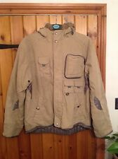 ENERGIE mens designer casual jacket winter size medium