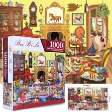 Puzzle 1000 Piece Jigsaw Puzzle Animals Kids Adult Toy Birthday Education Gift