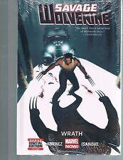 Savage Wolverine Vol 3: Wrath by Jimenez & Isonove HC 2014 Marvel Comics