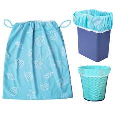 Diaper Pail Liner Elastic Storage Bag Large Capacity Home Reusable Waterproof