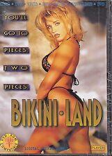 Bikini Land (DVD) ~Brand NEW~ from Vivid Player - 4 Hours of Entertainment