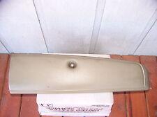 1975 76 77 78 79 DODGE TRUCK BEIGE GLOVEBOX DOOR LID OEM POWER WAGON RAMCHARGER