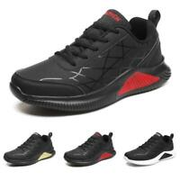 Mens Leisure Sneakers Shoes Trainer Sports Outdoor Running Fitness Gym Casual D