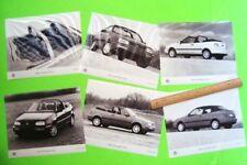 "6 diff 1995 VOLKSWAGEN CABRIO Convertible ORIGINAL PRESS PHOTOGRAPHS 10"" X 8"""