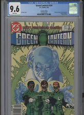 GREEN LANTERN #184 NM 9.6 CGC CANADIAN PRICE VARIANT GIL KANE COVER WHITE PAGES