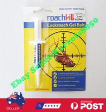 Roachkill Cockroach Gel Bait COCKROACH KILLER 5g, controls up to 3 Months