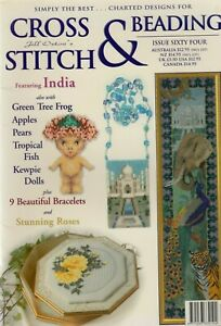 Cross Stitch & Beading Issue 64 - October 2005 - 13 projects