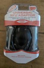 Intec Universal RFU Adapter PS2 XBOX 360 Gamecube SEALED New in Box NIB