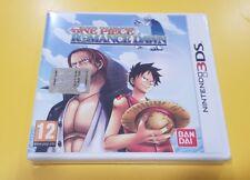 One Piece Romance Dawn GIOCO 3DS VERSIONE ITALIANA NUOVO