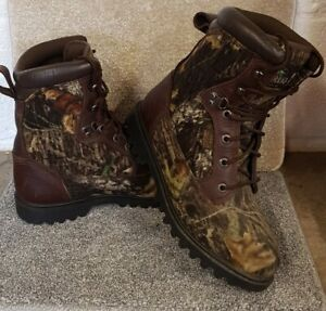 Red Head Hunting Boots Size 9 Uk