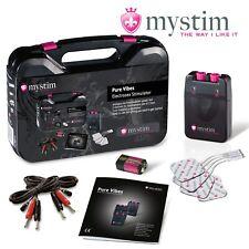 Mystim Pure Vibes e-stim Tens Unit - Centralina elettrostimolazione electroxsex