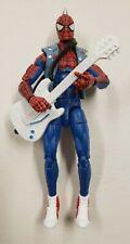 Hasbro Marvel Legends Spider-Punk Figure guitar