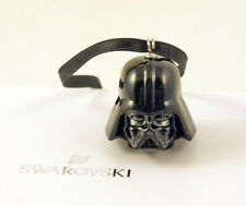NEW IN BOX SWAROVSKI CRYSTAL STAR WARS DARTH VADER HELMET ORNAMENT # 5530491