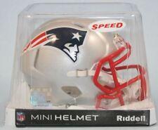 New England Patriots NFL Riddell Mini Speed casque
