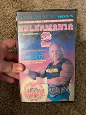 WWF: Hulkamania 2 VHS, Coliseum Video, WWE, Hulk Hogan