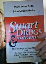 "Secret Formula for ""Brain Booster"" Penciled thru ""Smart Drugs"" by Dean RARE"