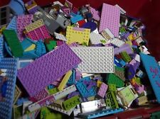 Lego Friends 1-99 Pounds Parts Pieces HUGE BULK LOT Bricks Blocks Pink Blue