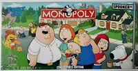 MONOPOLY Family Guy Collector's Edition Board Game 2006 New Sealed Made In USA