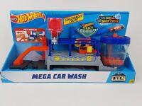 Hot Wheels Mega Car Wash Playset