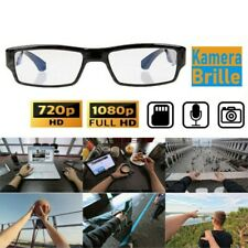 Sportkamera 1080P FHD Kamerabrille Videobrille Spionage Kamera DV DVR Spycam NEU