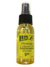 KWIKFRET LEMOIL FRETBOARD CONDITIONER Lemon & Orange Oil Blend