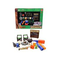 Camper Accessories Set For 1/24 Diecast Car Models by Phoenix Toys
