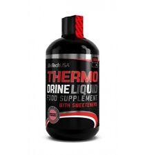 Biotech USA Thermo Drine Liquid 500 ml Grapefruit Fatburner Diät Abnehmen +BONUS
