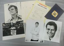 Jack Lord-Hawaii Five-O Move star Personal items lots frm Jack Lord Estate