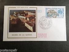 FRANCE 1976, FDC 1° JOUR, BATEAU, VOILIER MARINE, timbre 1913, SHIP