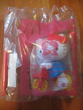 McDonalds Happy Meal HELLO KITTY 30th Anniversary PEDAL PUSHER  #8 2004 Sanrio