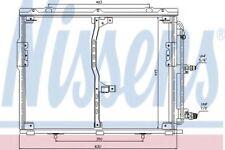 Nissens Condenser, air conditioning 94330 Replaces 140 830 00 70,140 830 01 70