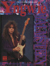 Yngwie Malmsteen Guitar TAB Music Book with Accompanying Audio Recording CD