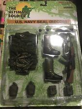 Mini Times US Navy Seal Team Six Radio M010 /& Casque loose échelle 1//6th
