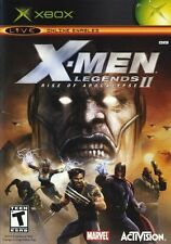 Xbox : X-men Legends II Rise of the Apocalypse VideoGames