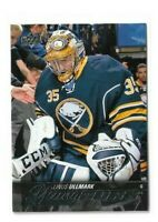 2015-16 UPPER DECK #472 LINUS ULLMARK YG RC UD YOUNG GUNS ROOKIE SABRES